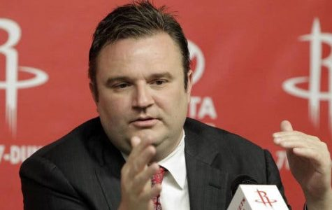 Owner of the Houston Rockets Daryl Morey. Photo credit to The New York Times.