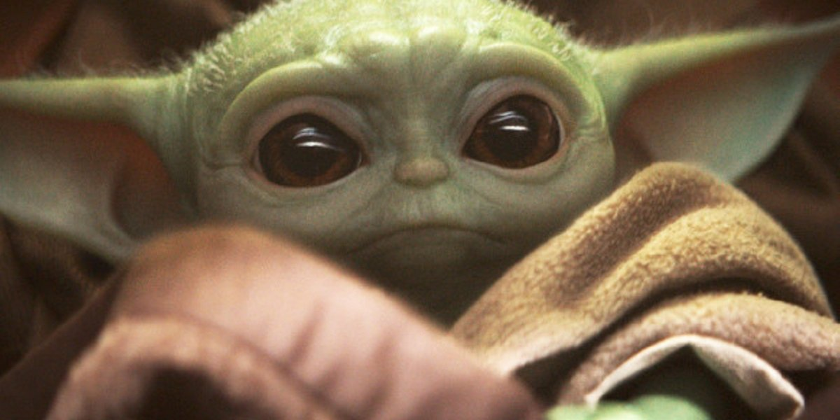 What is the extent of Baby Yoda's influence on the internet?