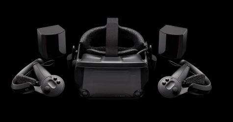The Valve Index, released just this year