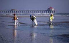 Californias Massive Offshore Oil Spill